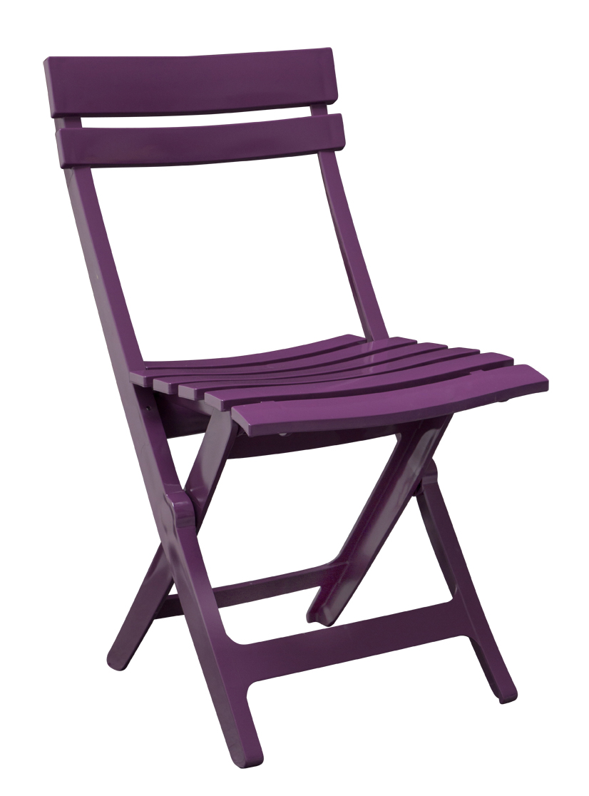 Pay Attention, The Miami Folding Chairs Are So Cute You Might Want To  Collect Them In All The Available Colours!